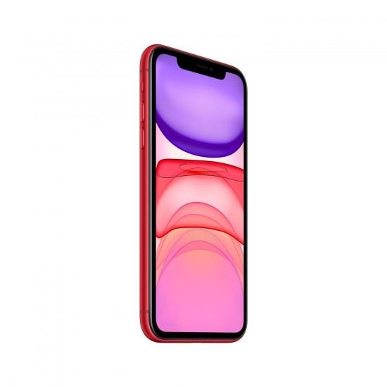 Apple İPhone 11 128 GB Kırmızı (Apple Türkiye Garantili) Aksesuarsız Ürün