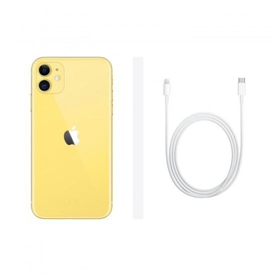 Apple iPhone 11 128 GB Sarı (Apple Türkiye Garantili) Aksesuarsız Ürün