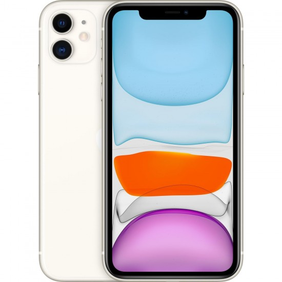 Apple iPhone 11 128 GB Beyaz (Apple Türkiye Garantili) Aksesuarsız Ürün