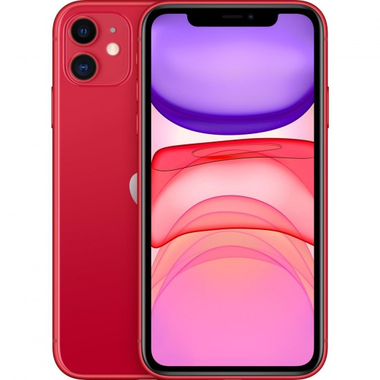 APPLE IPHONE 11 64 GB RED (Apple Türkiye Garantili)
