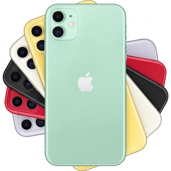 Apple iPhone 11 64GB Yeşil  (Apple Türkiye Garantili) Aksesuarsız Ürün