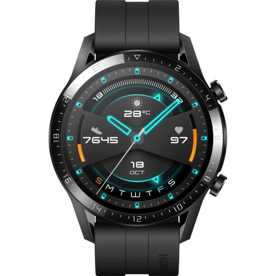 Huawei Watch GT2 46mm Sport Akıllı Saat / Siyah
