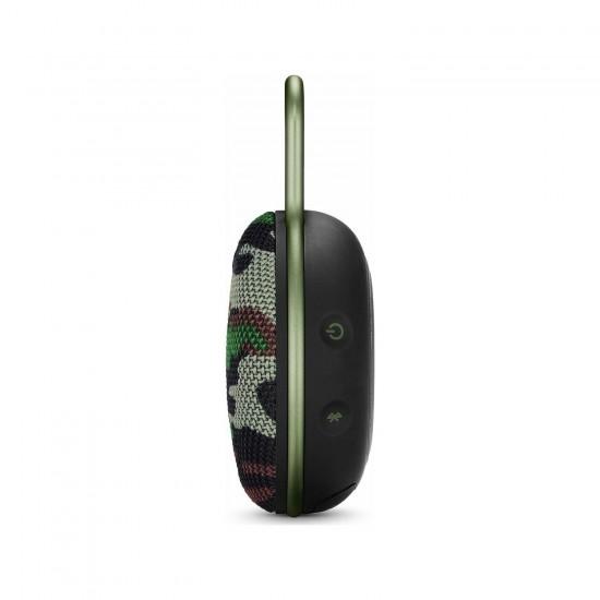 JBL Clip3 IPX7 Su Geçirmez Taşınabilir Bluetooth Hoparlör Kamuflaj