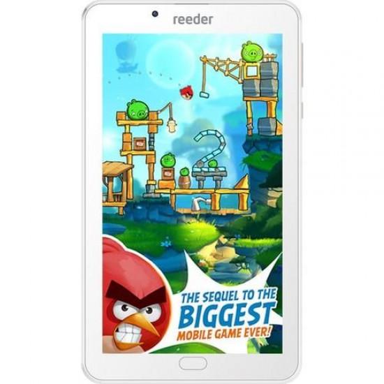 "Reeder M7S 7"" 8GB Tablet Wifi + 3G SimKart Beyaz"