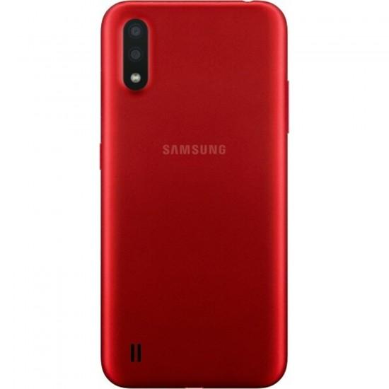 SAMSUNG GALAXY A01 kırmızı