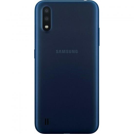 SAMSUNG GALAXY A01 16 GB (Samsung Türkiye Garantili) MAVİ