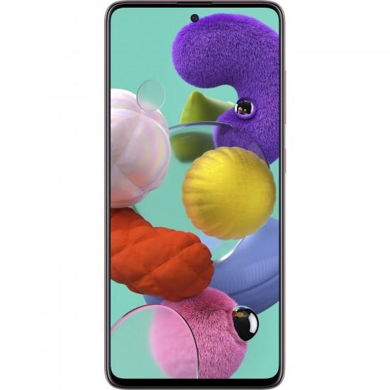 SAMSUNG GALAXY A51 128 GB (Samsung Türkiye Garantili) Pembe