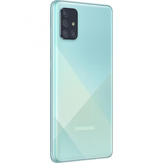 Samsung Galaxy A71 2020 128 GB (Samsung Türkiye Garantili) Mavi