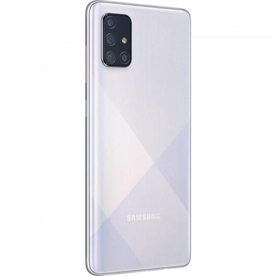 Samsung Galaxy A71 2020 128 GB (Samsung Türkiye Garantili) Gümüş