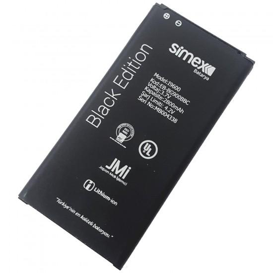 Simex Samsung Galaxy S5 Batarya