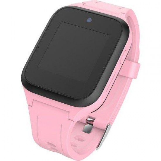 Alcatel TCL MT40X Movetime Family Watch 4G Akıllı Çocuk Saati / Pembe